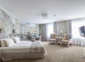 Отель Реноме сети Оригинальные Отели, отель в Екатеринбурге
