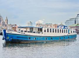 Hotelboat Fleur, hotel in Amsterdam