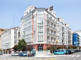 Abba Santander, hotel en Santander