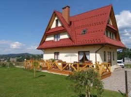 Kominkowa Willa, homestay in Zakopane