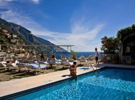 Hotel Poseidon, hotel near Spiaggia Grande, Positano