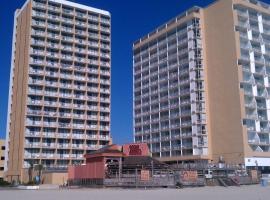 Sands Ocean Club by Myrtle Beach Management, resort in Myrtle Beach