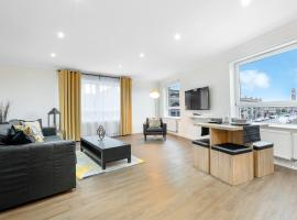 Vkm Apartments, family hotel in Glasgow