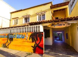 Malai Beach House, budget hotel in Arraial do Cabo