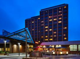Cardiff Marriott Hotel, hotel near National Museum Cardiff, Cardiff