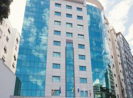 Scorial Rio Hotel, hotell i Rio de Janeiro