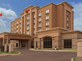 Hampton Inn by Hilton Brampton - Toronto, hotel near York University, Brampton