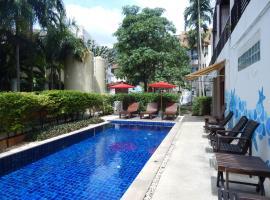 Jinta Andaman, отель в городе Ката-Бич