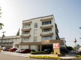 Best Western Plus Hotel Terraza, hotel in San Salvador