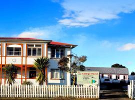 42b College House, hotel in Whanganui