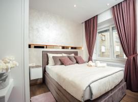 Citylux Apartments, apartment in Zagreb