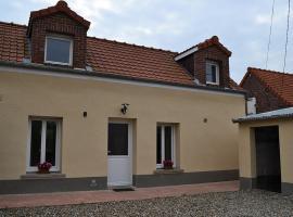 Le Nid Des Grands Geais, hotel in Le Crotoy