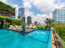 Silverland Charner Hotel, hotel near Vincom Shopping Center, Ho Chi Minh City