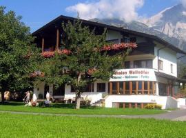 Pension Wallnöfer, hotel in Mieming