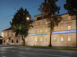 Hotel Nikolas, hotel v Ostravě
