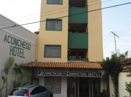Aconchego Canastra Hotel, hotel in Vargem Bonita