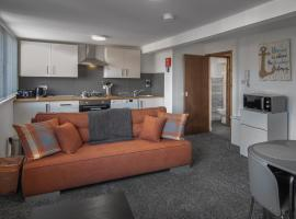 Mango serviced apartments, apartment in Blackpool