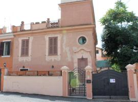 Palazzina Mariani, apart-hotel em Roma