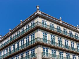 One Shot Aliados Goldsmith 12, hotel near Douro River, Porto
