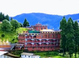Hotel Parker, hotel in Rishop
