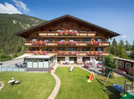 Pension Apartment Alpspitz, accessible hotel in Biberwier