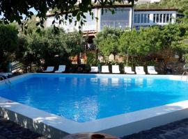 Cretan Village Hotel, pet-friendly hotel in Agios Nikolaos