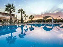 Kouros Palace, hotel with pools in Mastichari