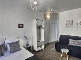 Les Appartements d'Edmond St Sebastien, hotel in Marseille
