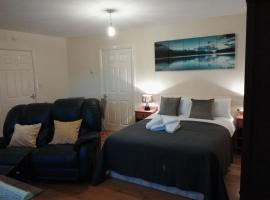Metrolets 2, apartment in Luton