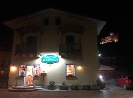 Al Castello, hotell i Artegna