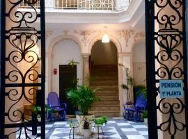 Pensión Cádiz, hotel en Cádiz