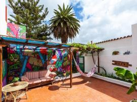 Patio Hostel, hostel in Las Lagunas