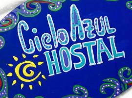 Cielo Azul, hotel in Lima