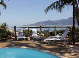 Pousada Altamira, family hotel in Ilhabela