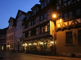 Stadthotel Patrizier, Hotel in der Nähe von: Schloss Elisabethenburg, Schmalkalden