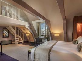 Canal House Suites at Sofitel Legend The Grand Amsterdam, apartment in Amsterdam