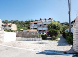 Magdachris Beachfront Rooms, hotel near Theotokos Monastery, Agios Georgios Pagon
