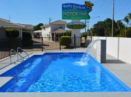 Rocky Gardens Motor Inn Rockhampton, hotel in Rockhampton