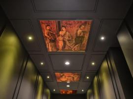 Pompei Inn Ruins B&B Luxury Suite, B&B/chambre d'hôtes à Pompéi