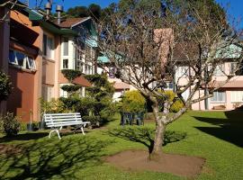 Loft Aconchegante Dois Quartos Em Gramado, hotel near Black Lake Gramado, Gramado