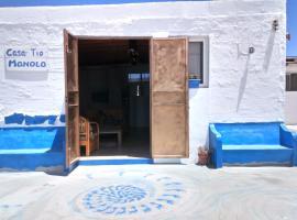 The Boat House, apartamento en Lajares