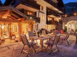 Hotel Berghof, hotel near Klein Matterhorn, Zermatt
