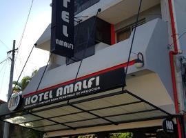 Hotel Amalfi, hotel en Asunción