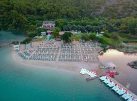S3 Seahorse Beach Club, hotel Oludenizben