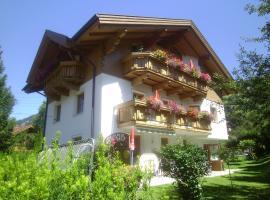 Haus Mauberger, hotel in Dorfgastein