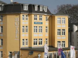 Hotel See-Eck, hotel en Heringsdorf