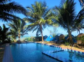 Santa Maria Coral Park, hotel in Pongwe