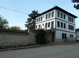 Dibekönü Konak, hotel in Safranbolu