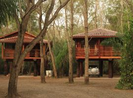 Hotel Cabanas, hotel near Ilha Bonita Resort, Bonito