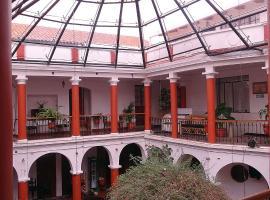 KulturBerlin, hotel a Sucre